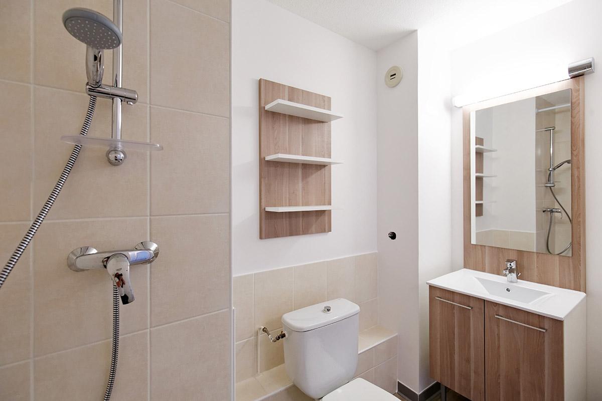 Campus des sciences toulouse rangueil r sidence tudiante - Showroom salle de bain toulouse ...